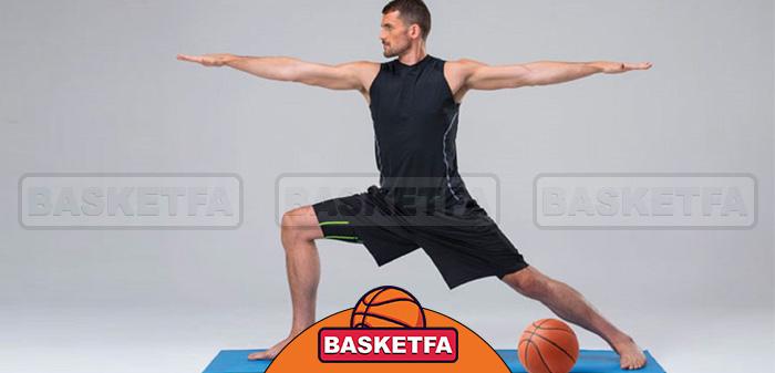 یوگا و بسکتبال