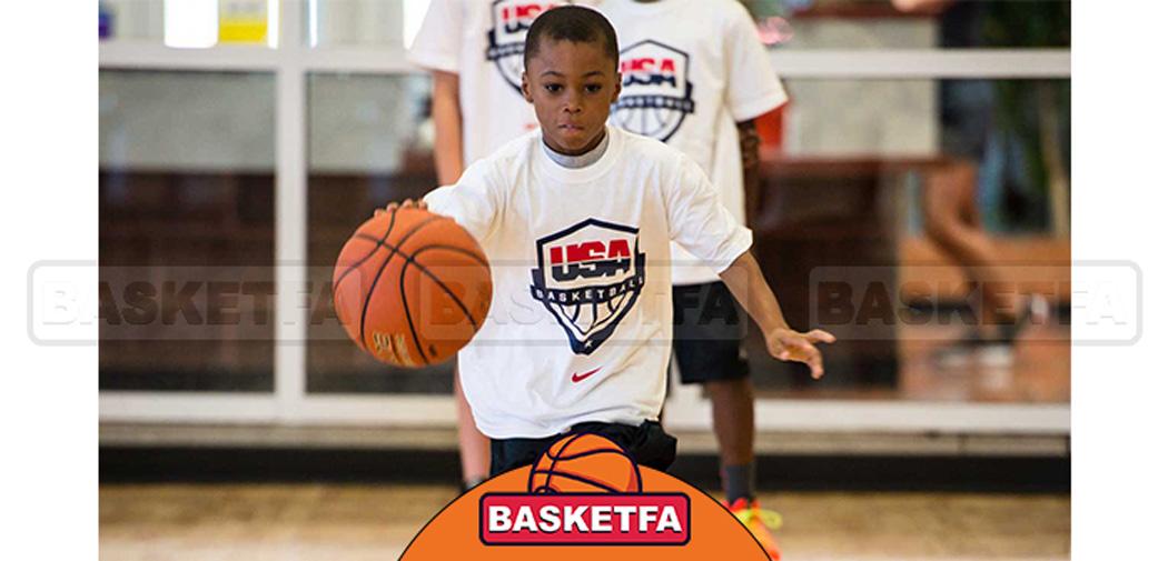 مهارت های بسکتبالی در سنین پایین