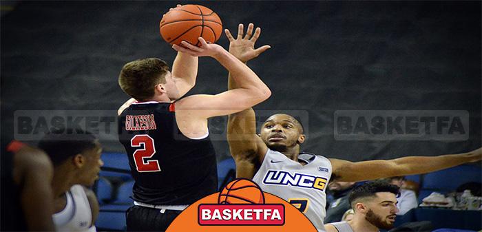 بازی بسکتبال متأثر از پرتاب 3 امتیازی