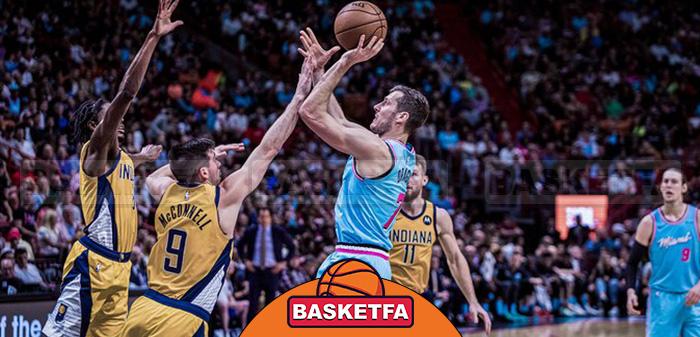 میامی هیت بسکتبال NBA