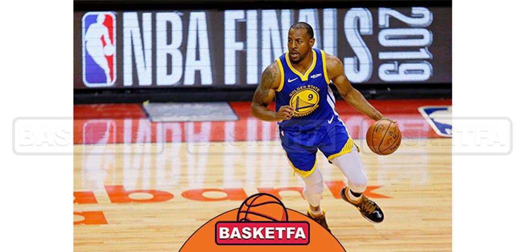 آندره ایگودالا، ارزشمندترین بازیکن مسابقات فینال NBA در سال 2015