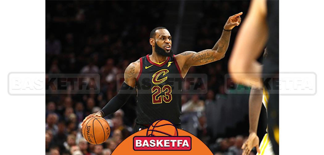 لبران جیمز، ارزشمندترین بازیکن مسابقات فینال NBA در سال 2016