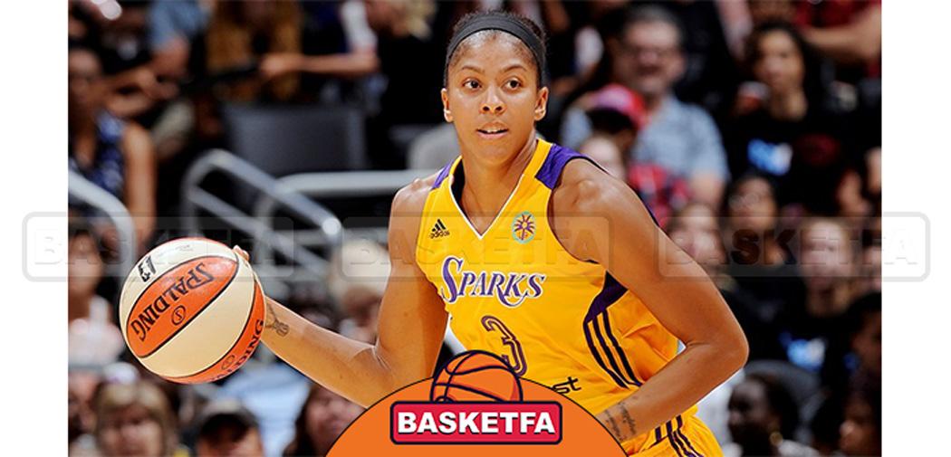 کندس پارکر - بسکتبال زنان - WNBA