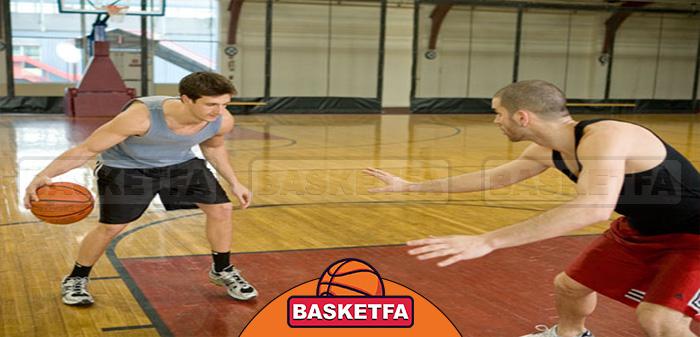 ارتقا مهارت در بازی بسکتبال