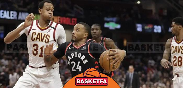 بسکتبال NBA تورنتو رپترز