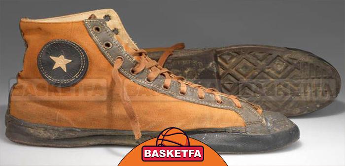 انقلاب کفش های بسکتبال
