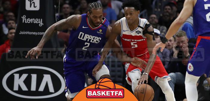 بسکتبال NBA کوای لنارد