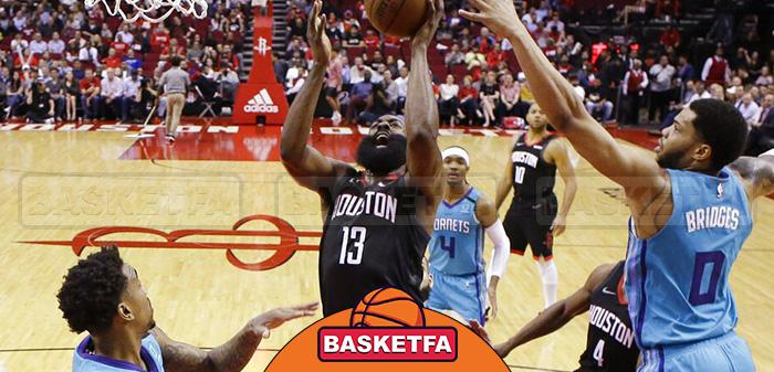 بسکتبال NBA جیمز هاردن