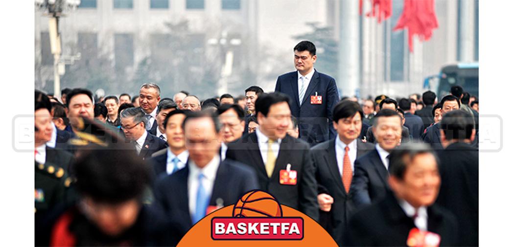 تفاوت قد یاو مینگ با مردان معمولی چینی