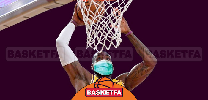 سه بازیکن جدید لیگ بسکتبال NBA در دام ویروس کرونا