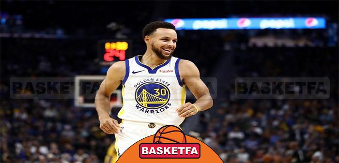 بسکتبال NBA استفن کری