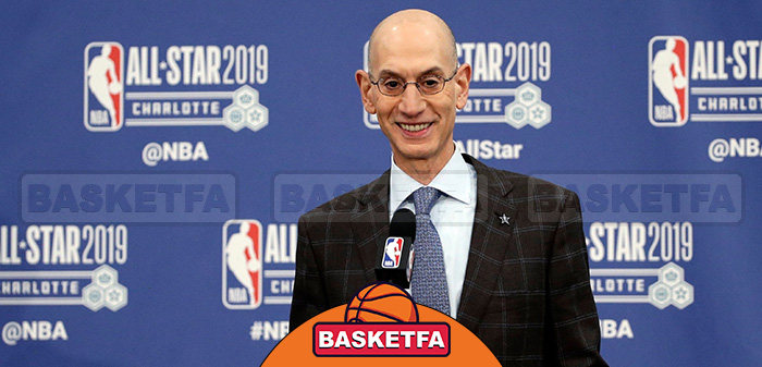 بسکتبال NBA آدام سیلور