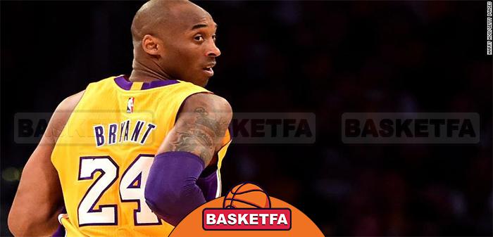 کوبی برایانت بسکتبال NBA