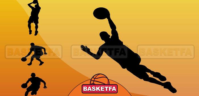 انتخاب یک پست بسکتبال