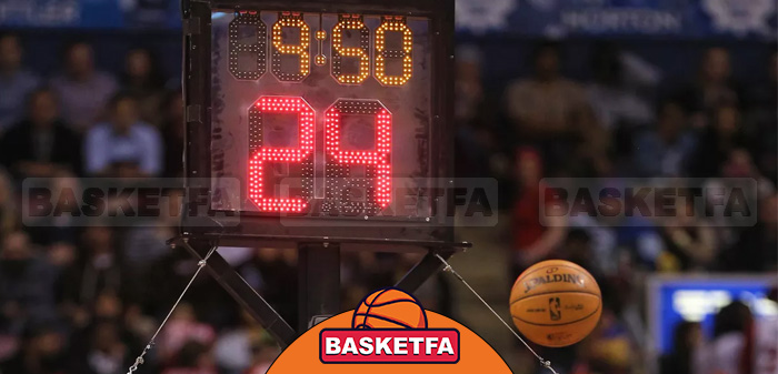 قوانین زمانی در بسکتبال