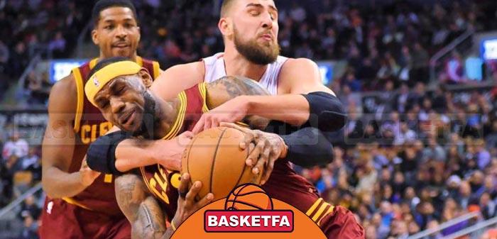 انواع خطا در بسکتبال
