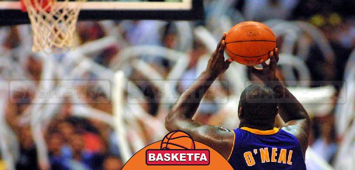 ضربات آزاد در بسکتبال