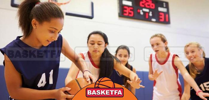 ترفندهای آموزشی صحیح بسکتبال