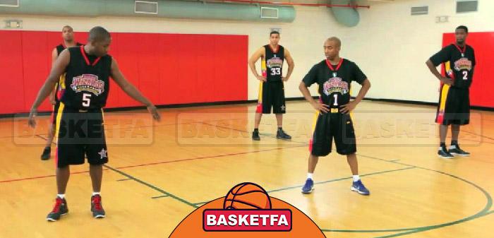 مدافع حرفهای در بسکتبال