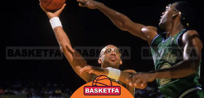 پنج حرکت مهم در بسکتبال