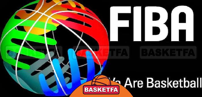 تفاوت قوانین بسکتبال FIBA