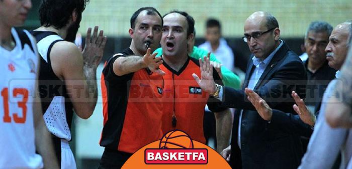 راهیابی داوران ایرانی اخبار بسکتبال