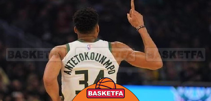 جیانیس آنتتوکنمپو رکورد گرانترین قرارداد NBA