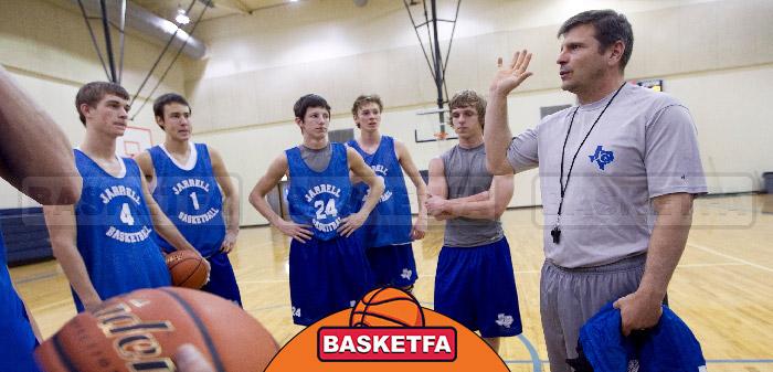 تمرینات توازن بدن در بسکتبال