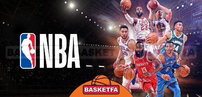 لغو دو بازی NBA